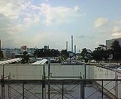 三島駅通過